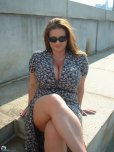 amateur photo Curvy Milf with Sunglasses