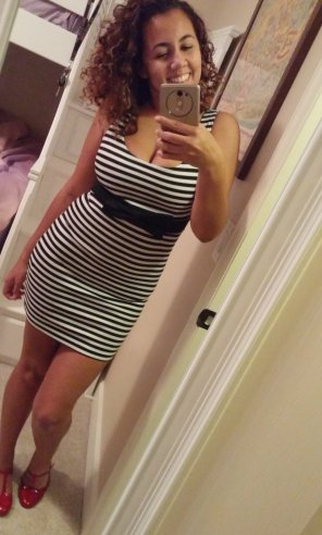 amateur photo Cute and curvy
