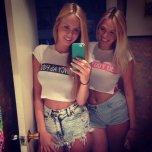 amateur photo Twins