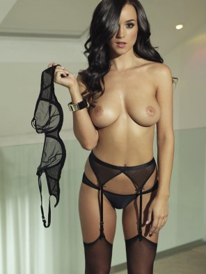 amateur photo Rosie Jones in/out of Lingerie