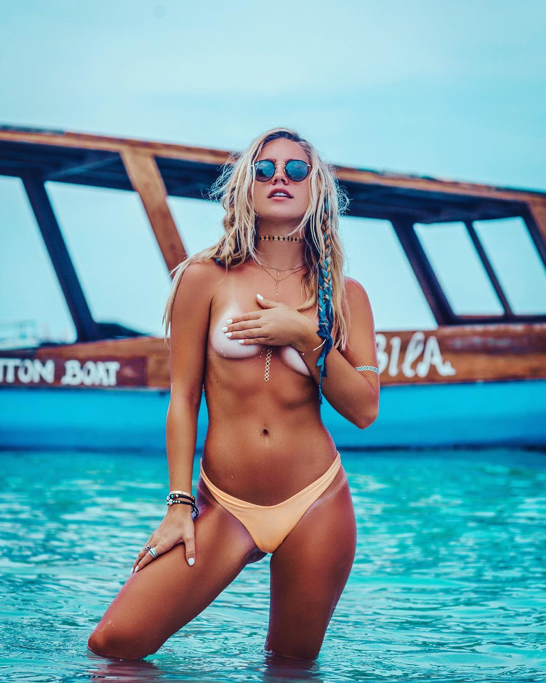 madison louch nude