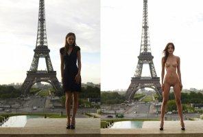 amateur photo Gotta love France
