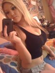 amateur photo Blonde Asian