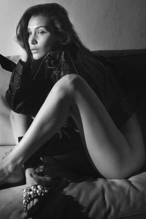 amateur photo Bella Hadid