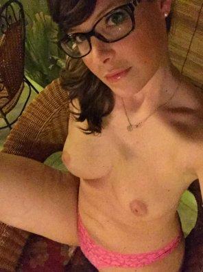 amateur photo Pink panties
