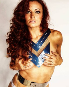 amateur photo Maria Kanellis