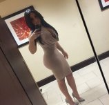 Tight dress perfect ass