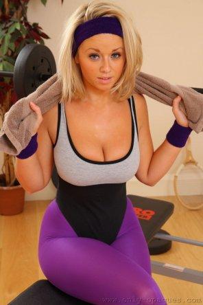 amateur photo Workout