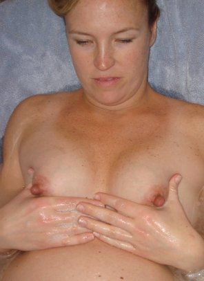 amateur photo Big Hard Gumdrop Nipples on Small Boobs