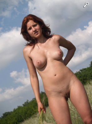 amateur photo Outdoor red