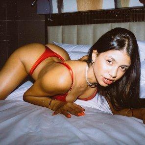 amateur photo Veronica Rodriguez