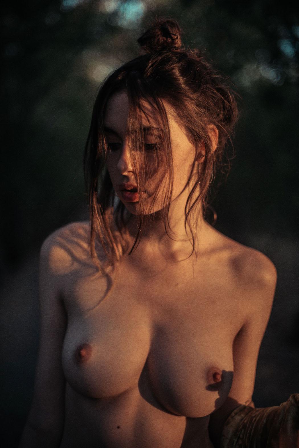 Big boobs nipples