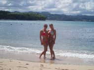 Lucy Pinder & Michelle Marsh