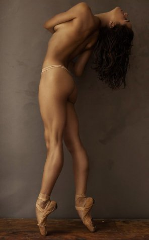 amateur photo Misty Copeland