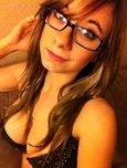 amateur photo Busty brunette