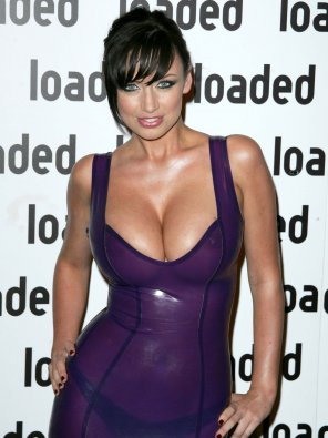 amateur photo Sophie Howard. A wipe-clean dress is probably a good idea when you look like this...