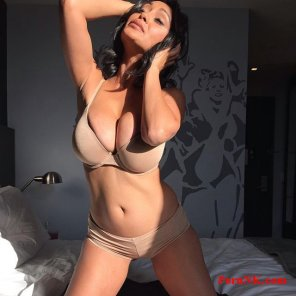 amateur photo Hot Priya Rai on Instragram