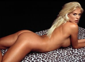 amateur photo Victoria Silvstedt