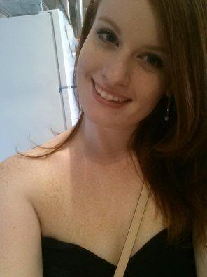 amateur photo Smile!