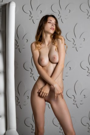 amateur photo Mila Azul