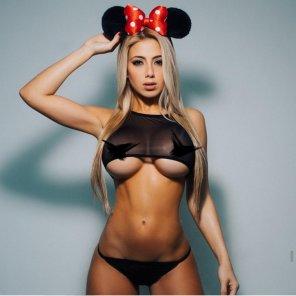 amateur photo My kinda mouse