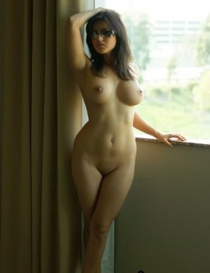 amateur photo Superb figure