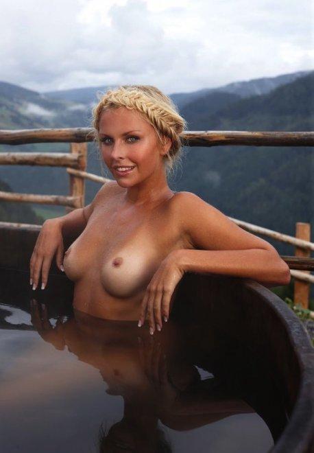 HOT tub Porn Photo