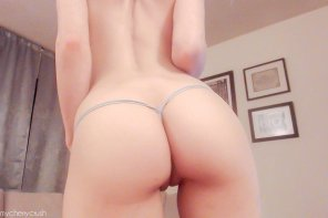 amateur photo Sexy G String