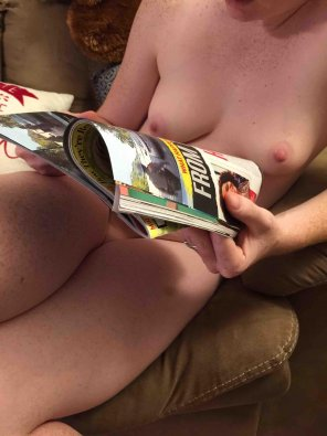 amateur photo mrs. reading magazine
