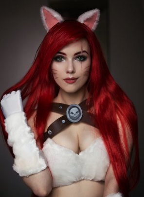 amateur photo cosplayer