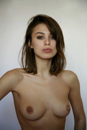 amateur photo Full lips