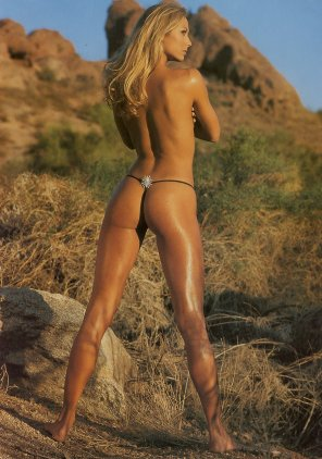 amateur photo Stacy Keibler