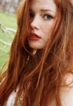 amateur photo Red Hair Red Lips