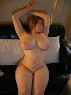 Relaxing on the couch Porn Photo