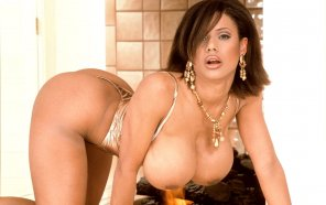 amateur photo Madison Moons on all fours