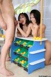 amateur photo Blowjob lemonade stand