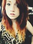 amateur photo Freckled