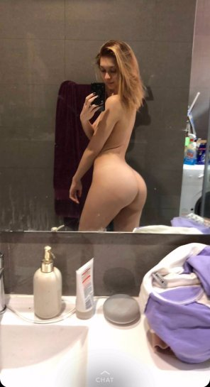 amateur photo Ass from behind