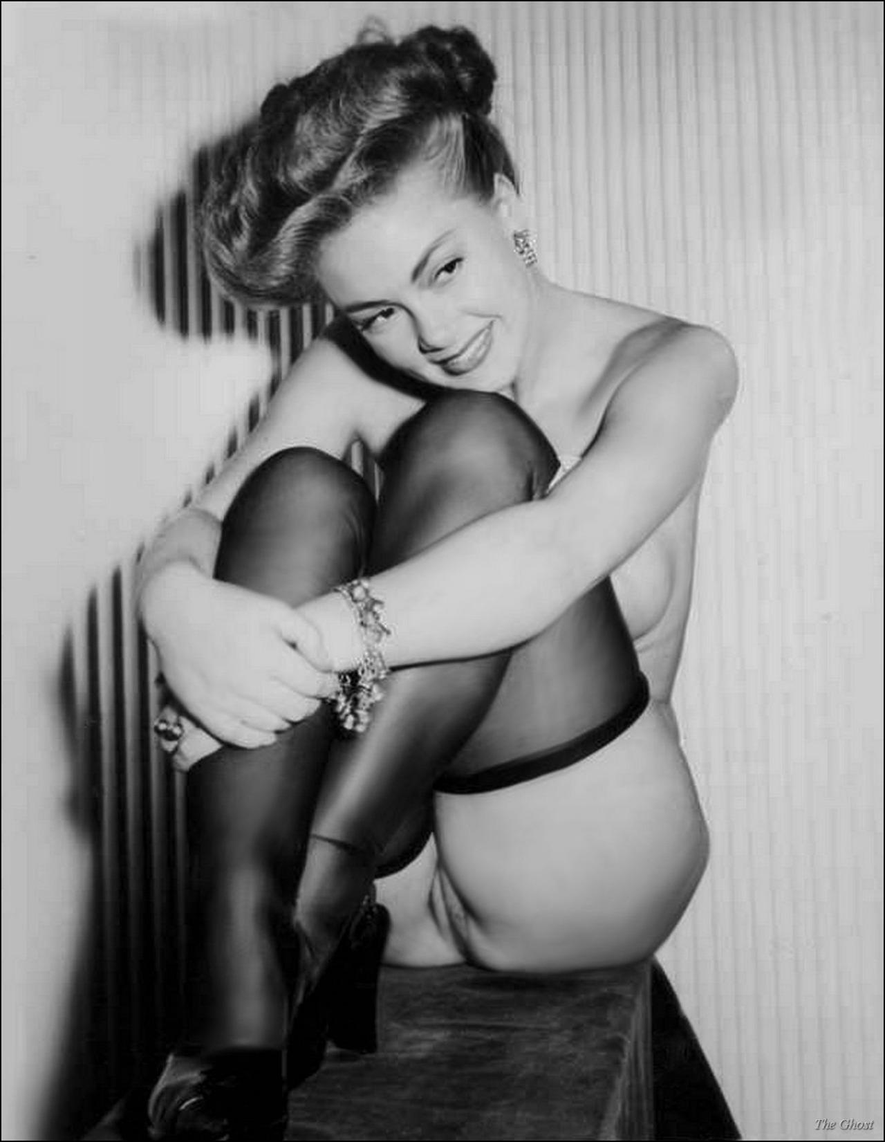 Vintage Judy O'Day Circa Late 1950s Porn Photo