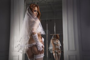 amateur photo Bride