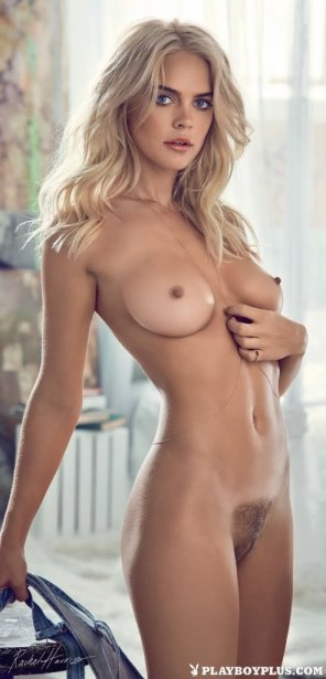 amateur photo Rachel Harris, Hot Blond.