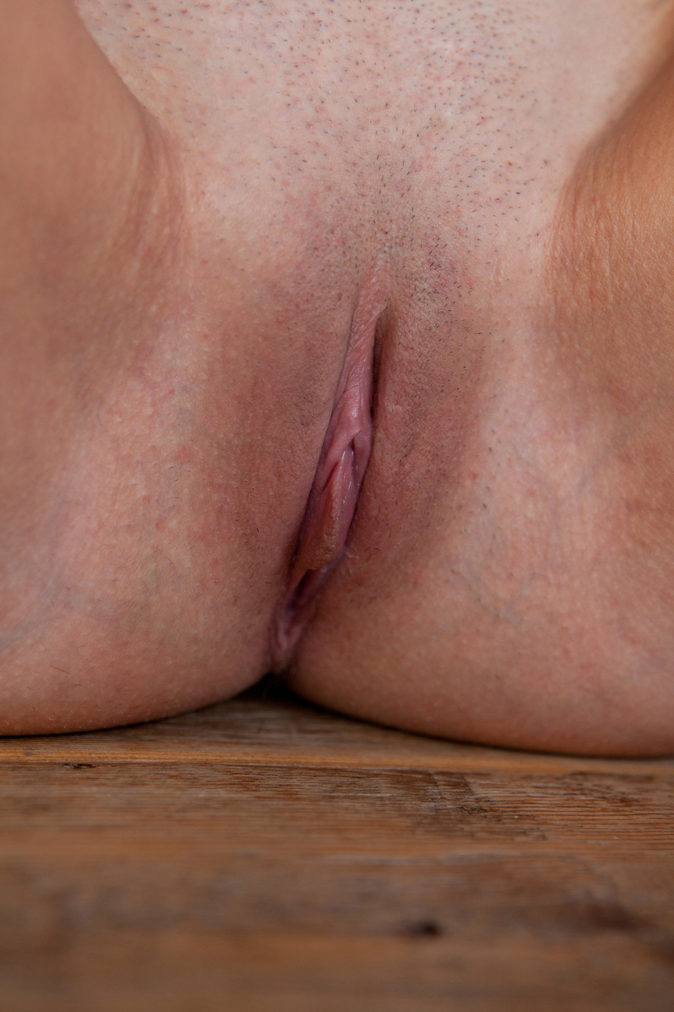 Women pussy up close