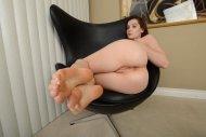 amateur photo You like like my toes?