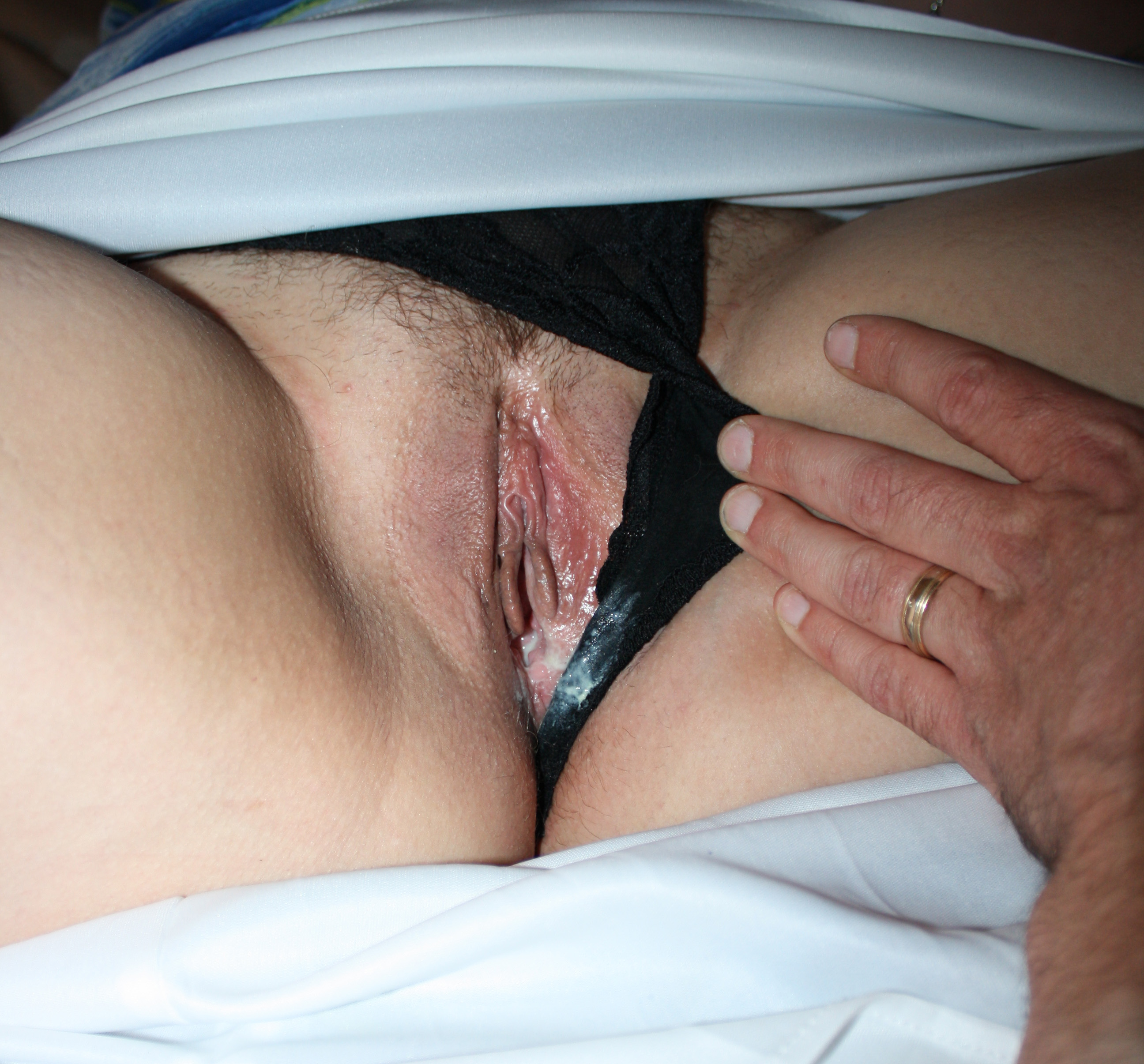 panties to the side porn