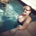amateur photo Pool Floaties