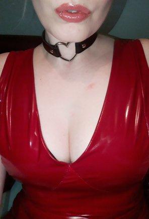amateur photo New dress ;)