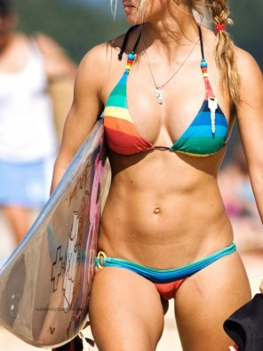 amateur photo Surfer Girl of My Dreams