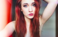 Incredibly Hot Redhead Selfie