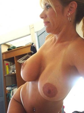 amateur photo Great milf boobs