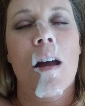amateur photo Mrsthick facial